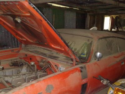 Australian barn finds