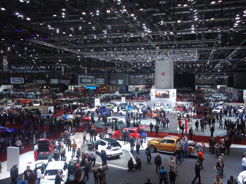 Geneva Motorshow 2016