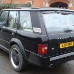 Range Rover Classic Jensen International Chieftain