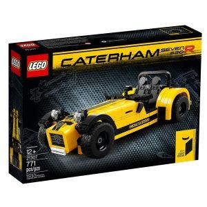 Lego car Caterham Seven 620R