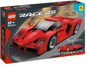 Lego car Ferrari Enzo