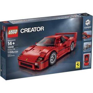 Lego car Ferrari F40