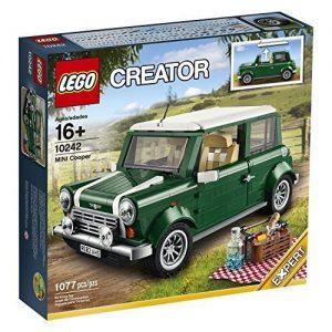 Lego car Mini Cooper