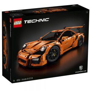 Lego car Porsche 911 GT3 RS