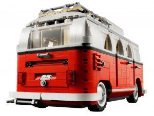 Lego car VW T1 Splitscreen Camper