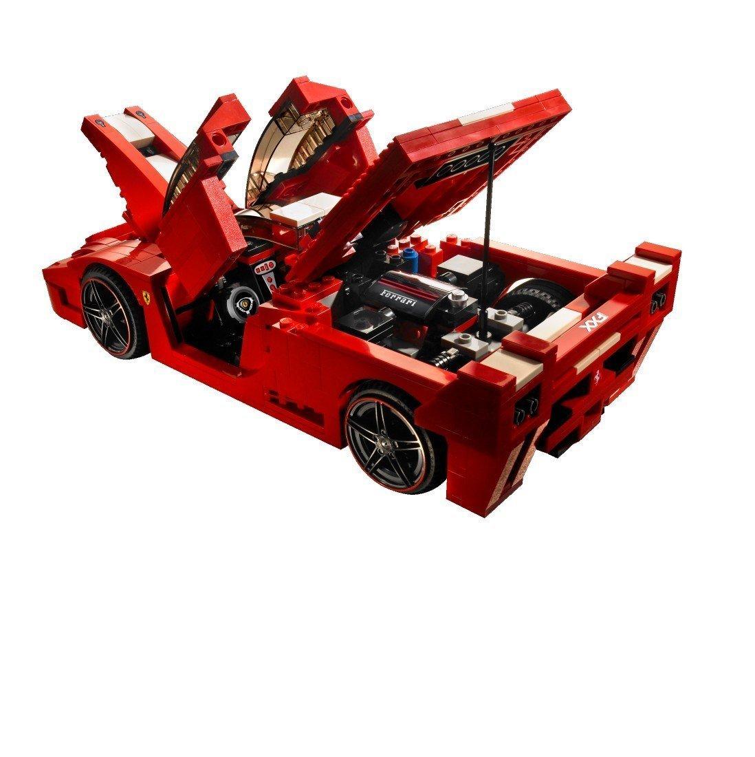 Lego Ferrari Race Cars