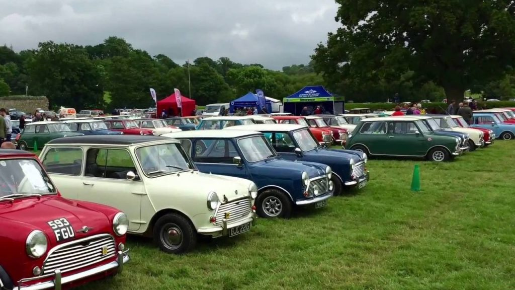 Beaulieu Mini Cooper Day
