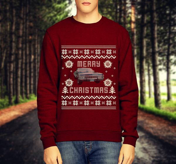 Chevy Christmas jumper