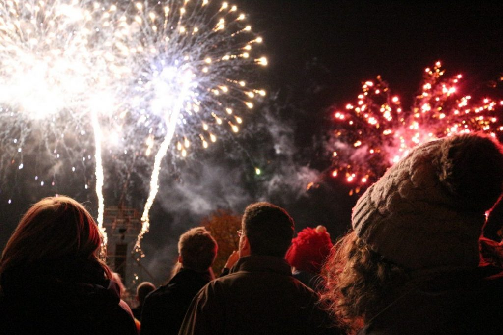 Fireworks Spectacular at Beaulieu