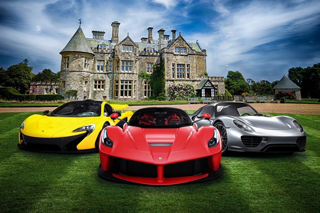 Supercar Weekend at Beaulieu