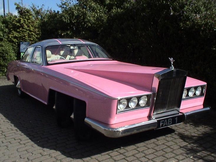 Fab 1 Rolls Royce