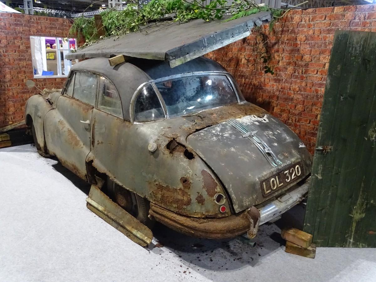 NEC Classic Car Show Report Petrolheadism - Find car shows