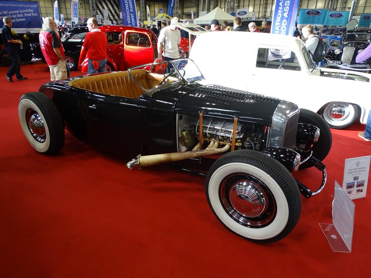 NEC Classic Car Show Report Petrolheadism - Car show near me