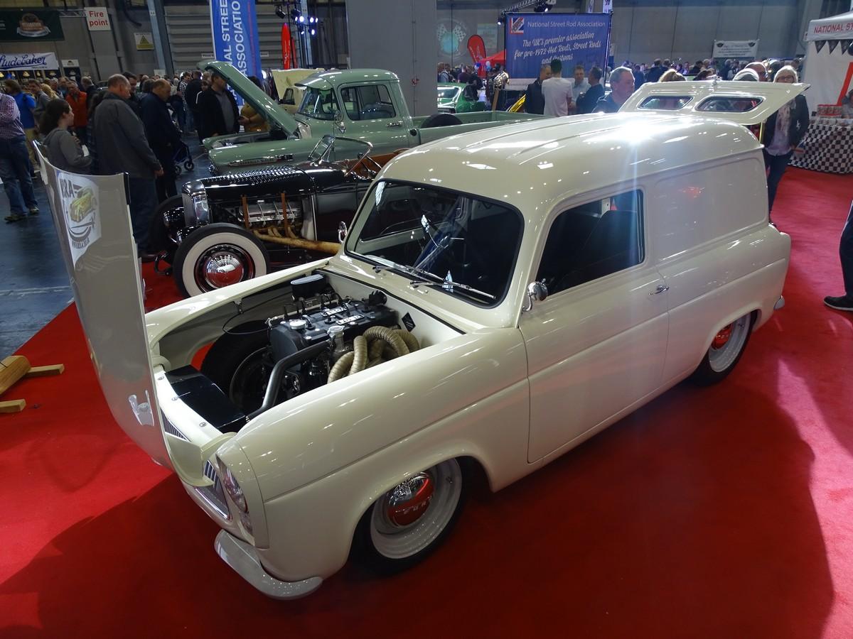 NEC Classic Car Show 2017 Report - Petrolheadism