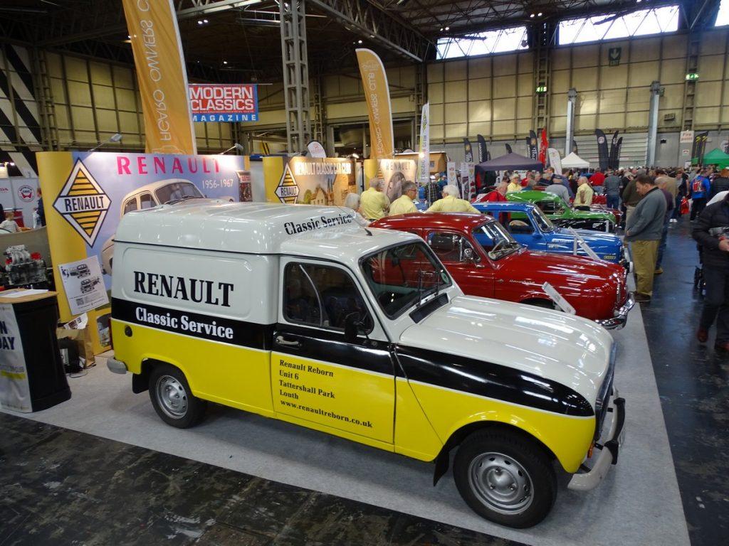 Renault 4 Service Van