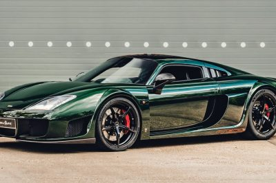 2018 Noble M600 CarbonSport
