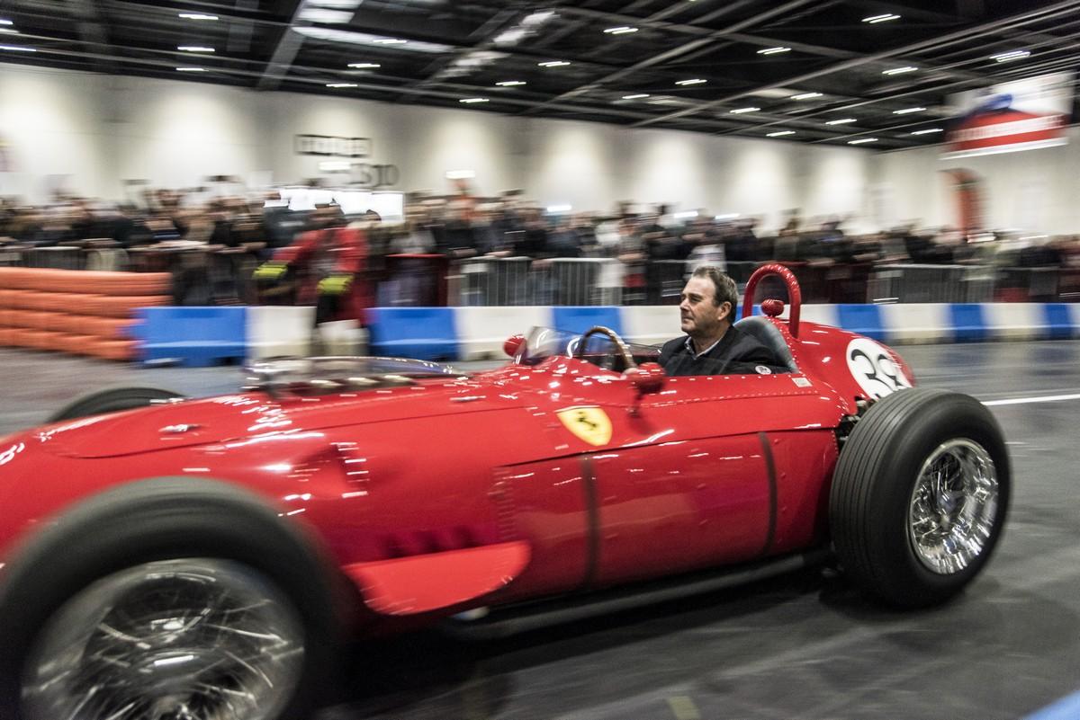 London Classic Car Show Report Petrolheadism - London classic car show 2018