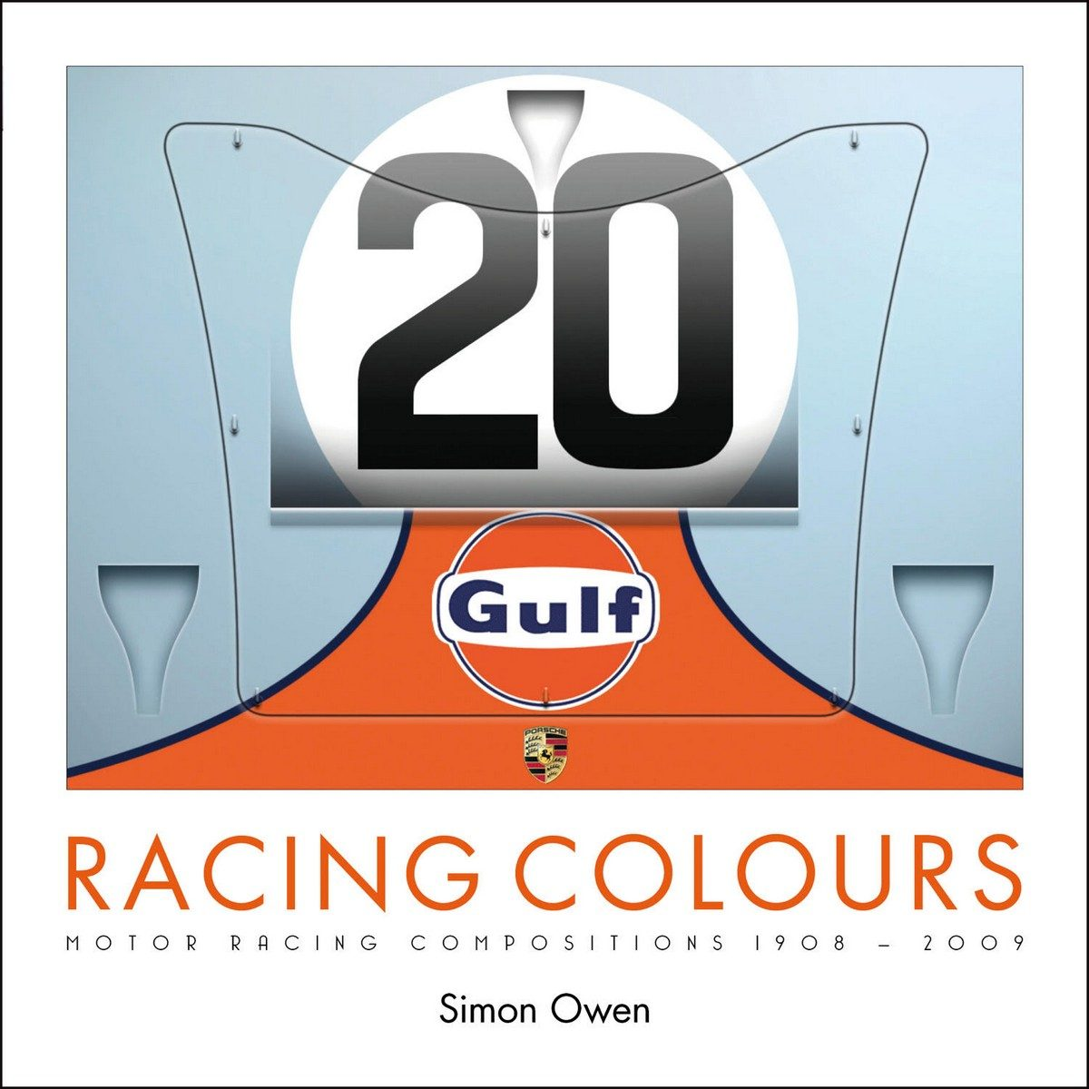 Racing Colours Book