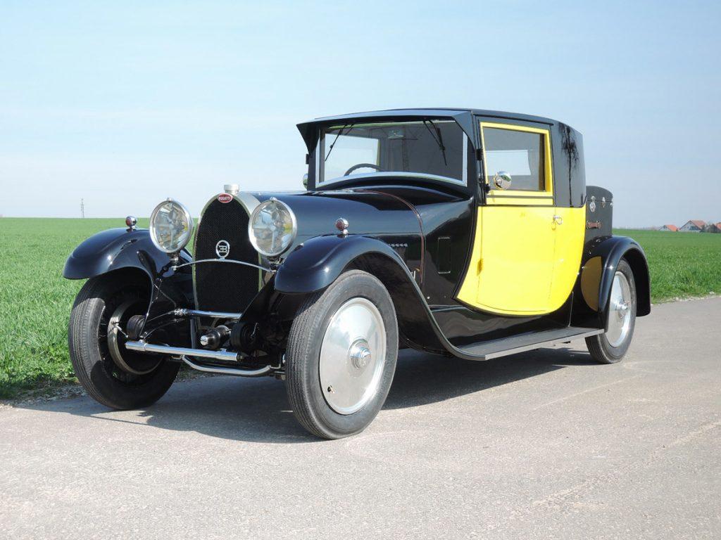 1929 Bugatti T 44 FIACRE_COYS Essen 2018