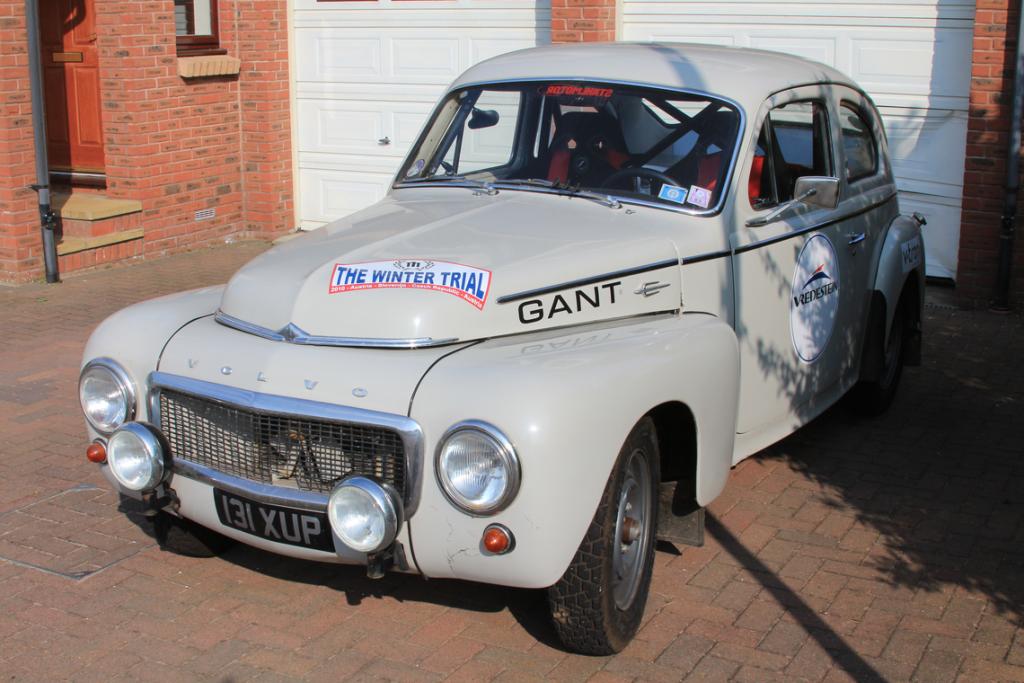 1960 Volvo PV544 Sport