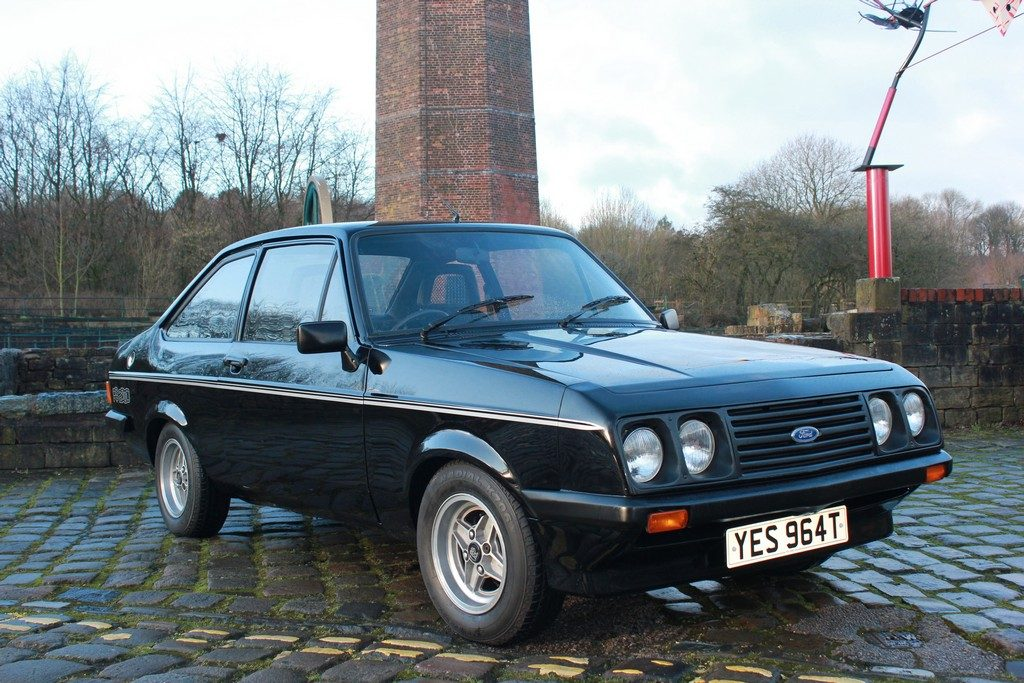 1979 Ford Escort RS2000 Custom