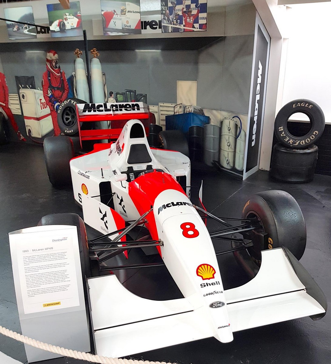 1993 McLaren MP48 HR