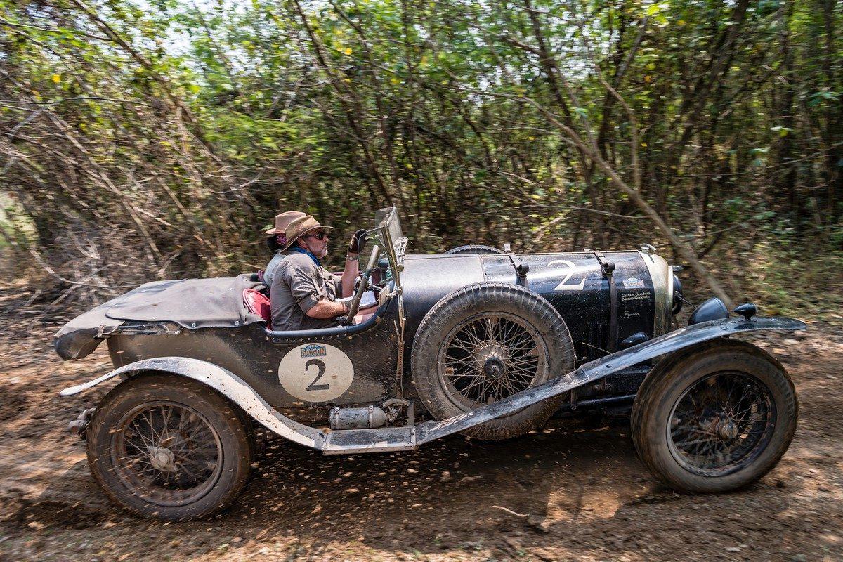 Bentley reigns supreme in ERA's road to Saigon