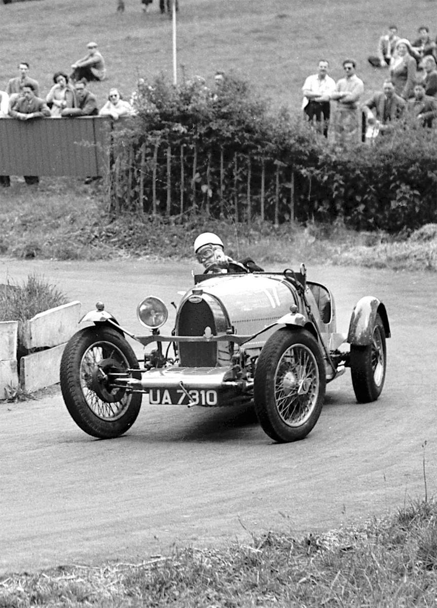 Prescott 80th Anniversary and Bugatti Festival