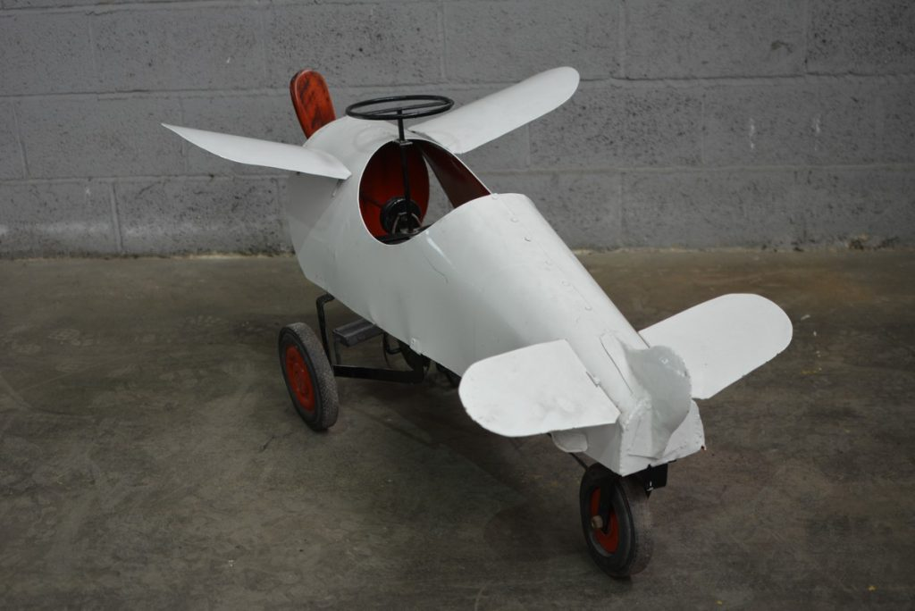 Unique Collection Of Pedal Cars