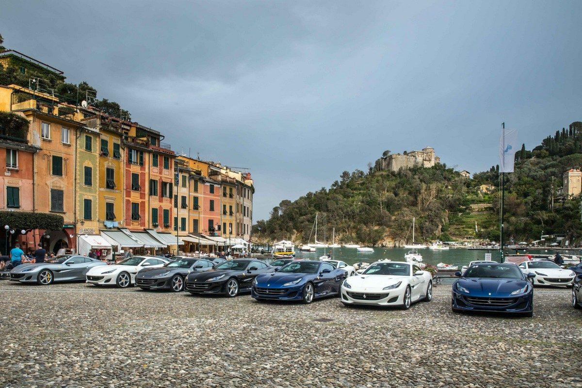 Ferrari Portofino Tour
