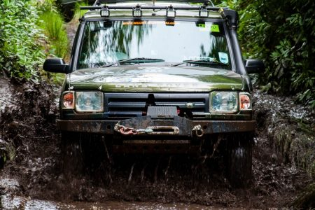 Simply Land Rover - Forest Drive