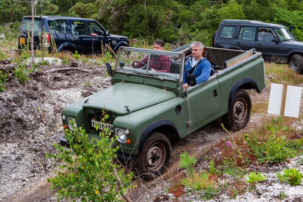 Simply Land Rover
