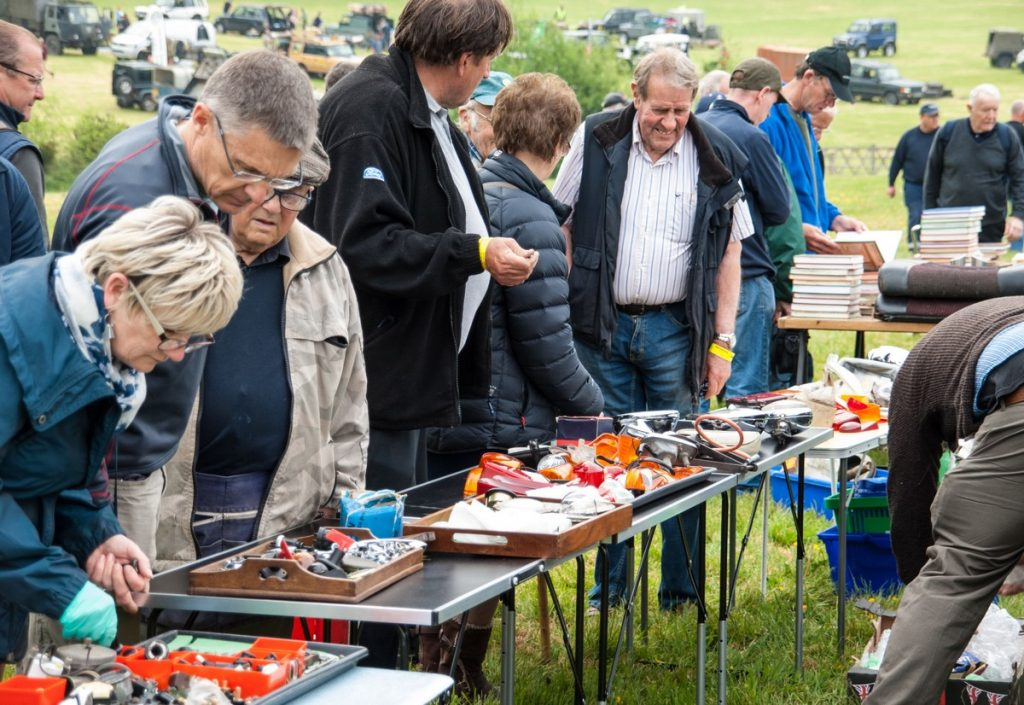 2018 Spring Autojumble Trunk Traders