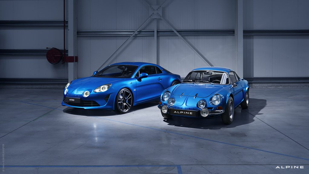 Alpine A110 Premiere Edition and A110 Berlinette