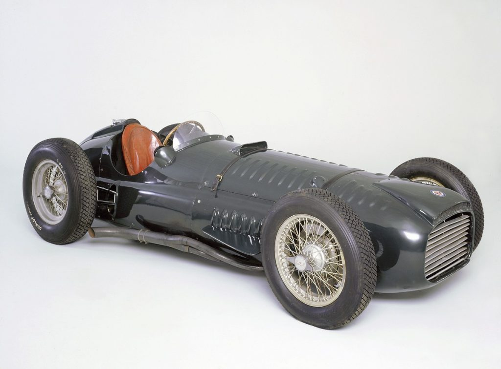 BRM V16 1950