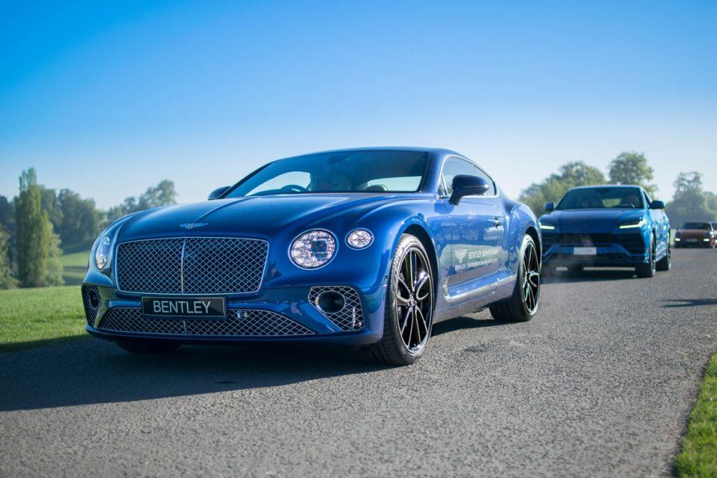 2018 Bentley GT