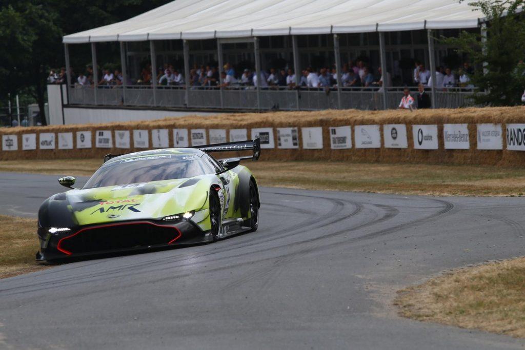 Aston Martin Vulcan AMR - Goodwood Festival of Speed 2018