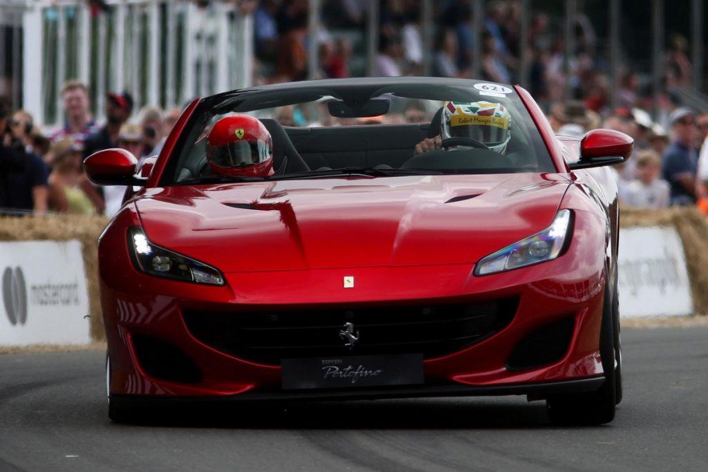 Ferrari Portfino