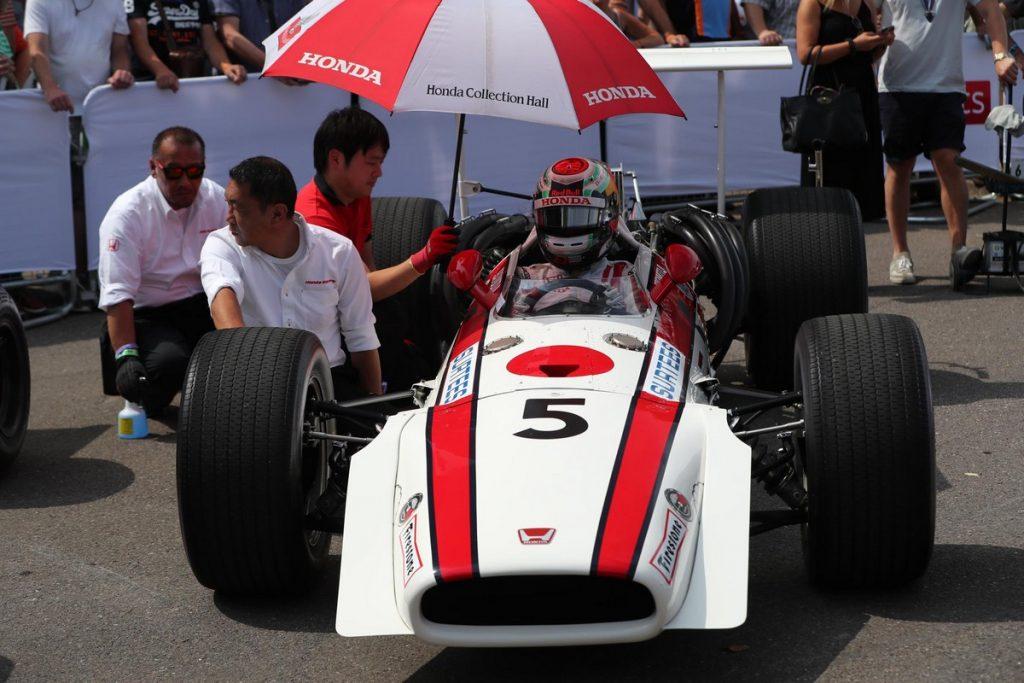 Honda RA301 - Goodwood Festival of Speed 2018