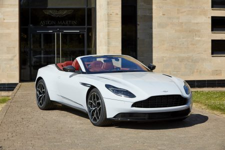 Q by Aston Martin Henley Royal Regata DB11 Volante