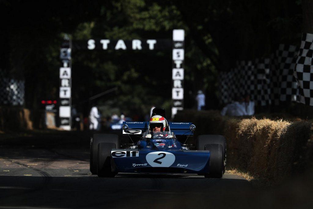 Tyrrell Cosworth003 - Goodwood Festival of Speed 2018