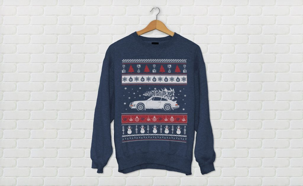 Bespoke Car Christmas Jumpers